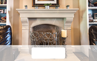 Add luxury to your home with our extensive collection of hand-carved cast stone fireplaces