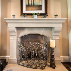 Cast Stone Fireplace Mantels Old World Stoneworks