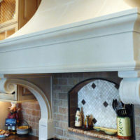 Cast Stone Kitchen Range Hoods - 10% Off During May