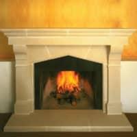 Essex | Cast Stone Fireplace